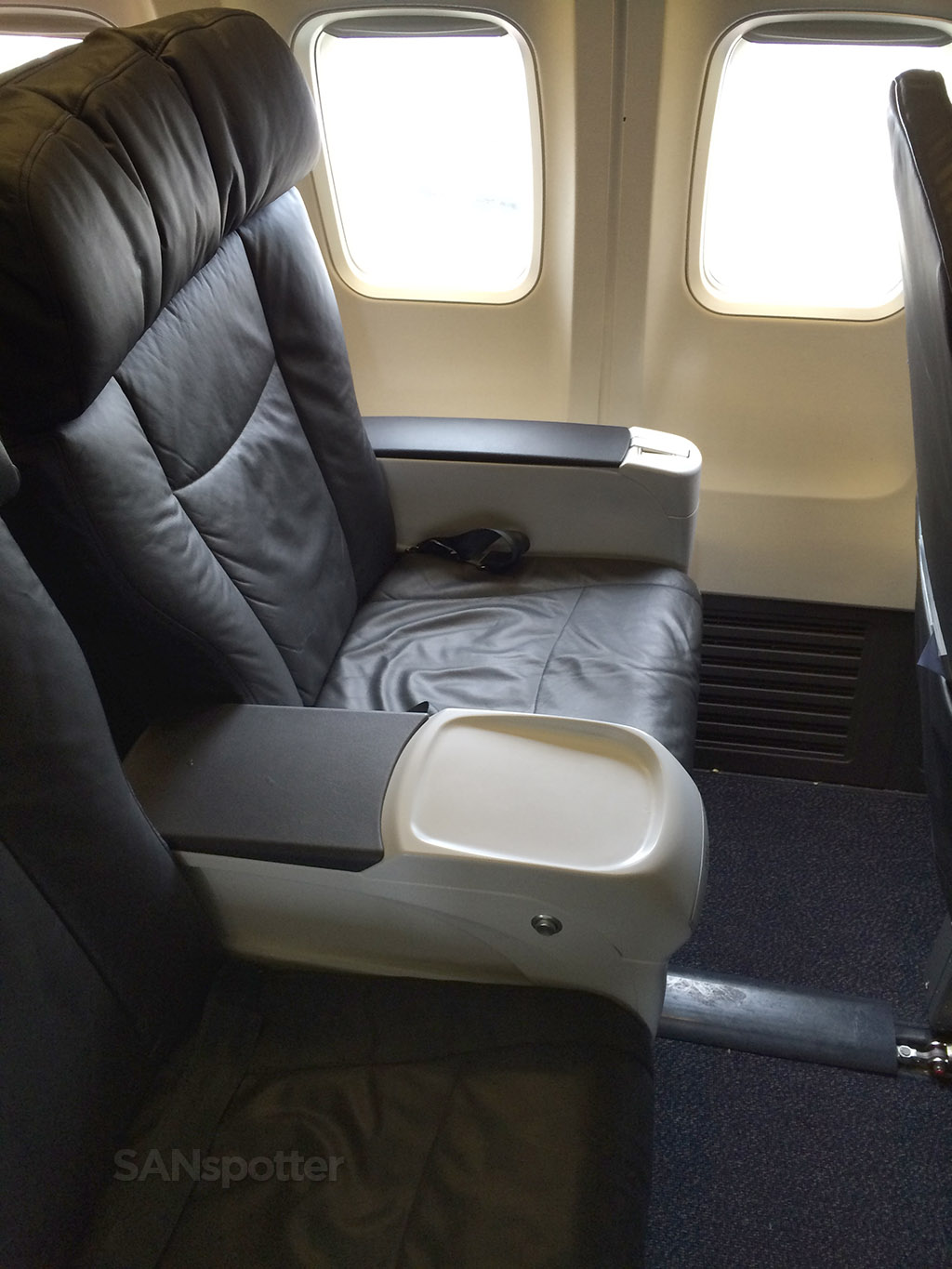 Trip Report Alaska Airlines First Class San Diego To