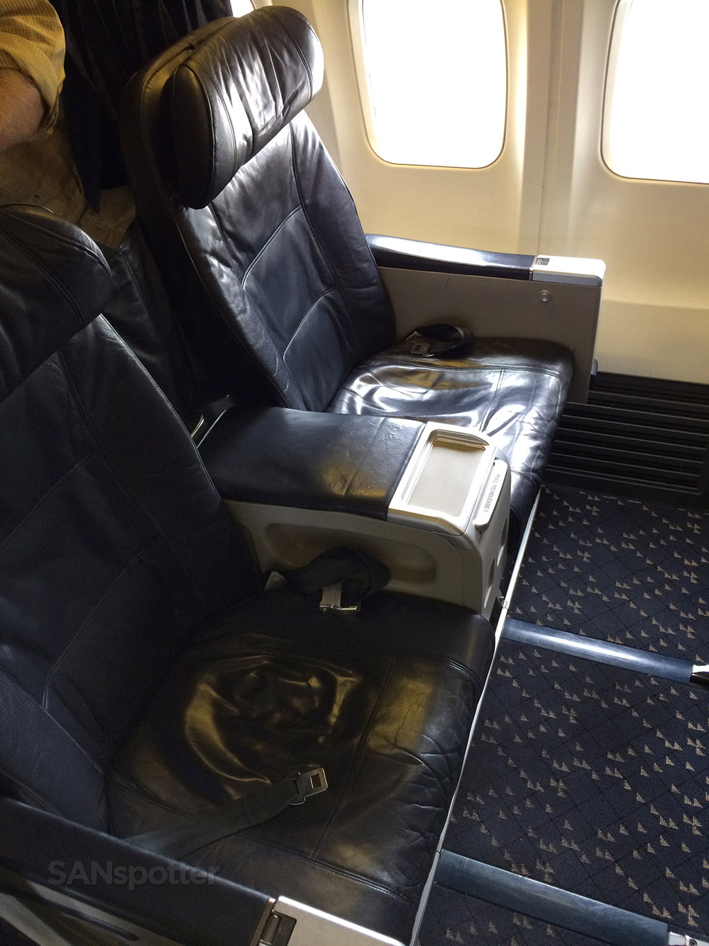 Trip Report Alaska Airlines First Class Portland To