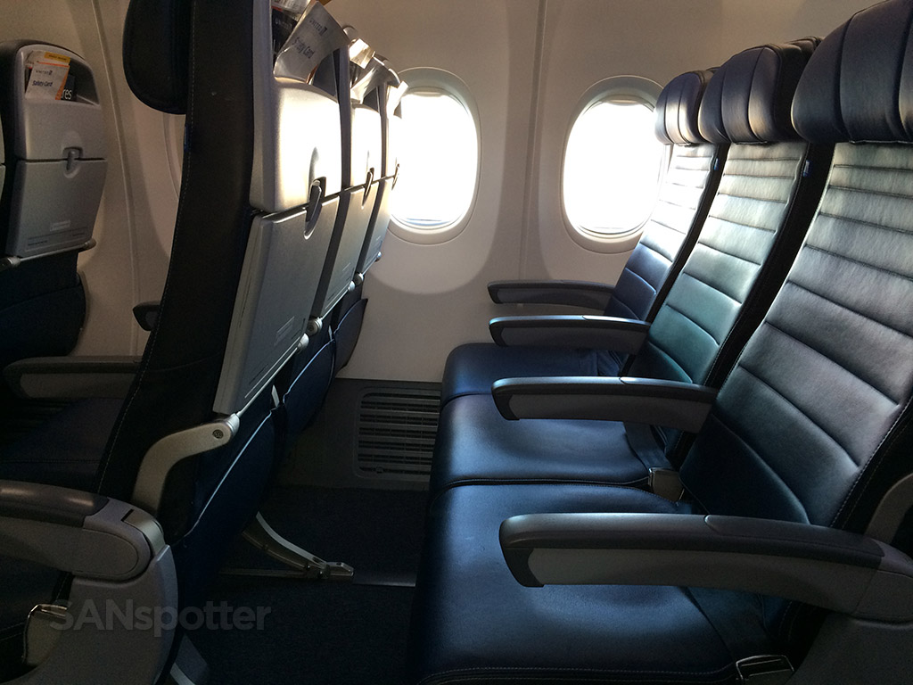 Puzzled Over United S Seats On Narrow Body Fleets Aviation