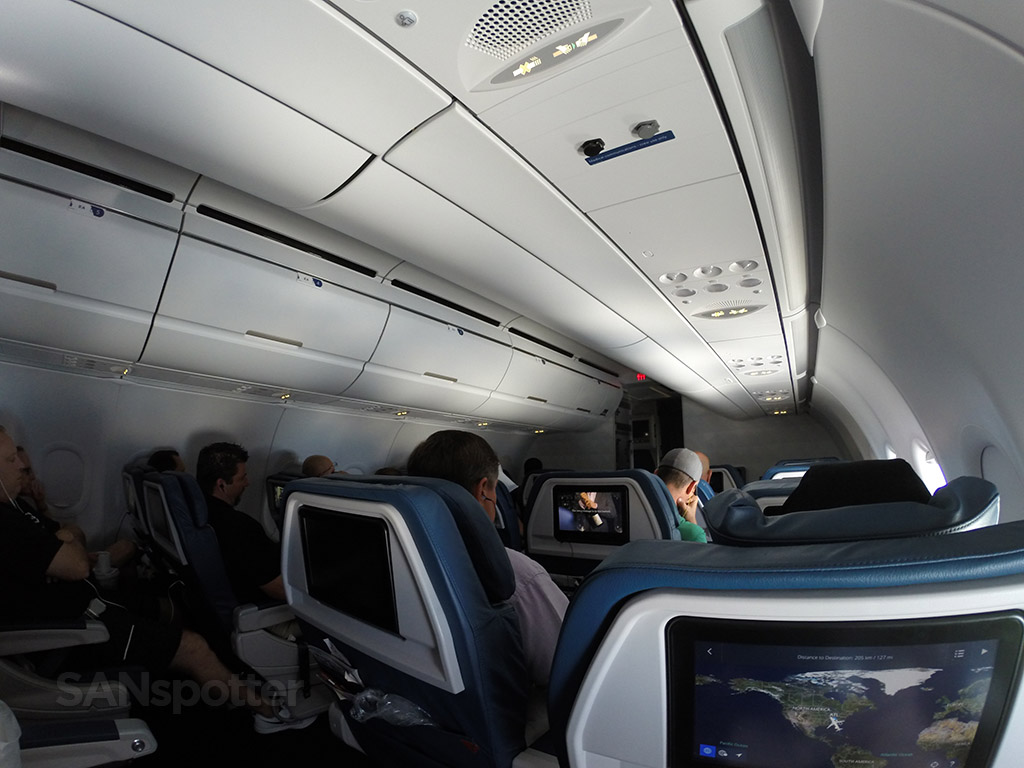 delta airlines a321 first class orlando to atlanta