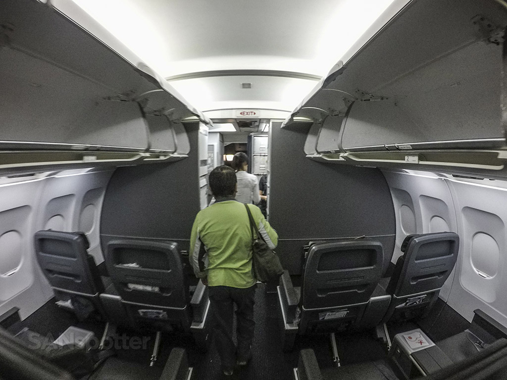 American eagle airlines cabin