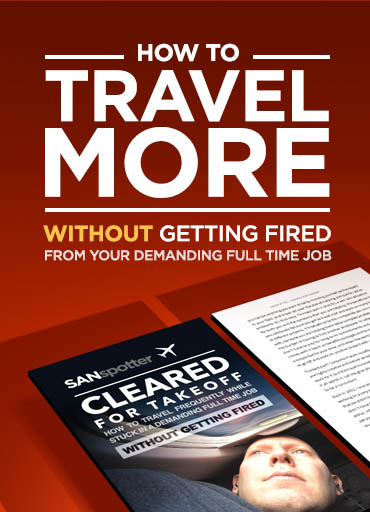 travel more without getting fired