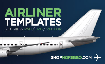 side view airliner templates shopnorebbo.com