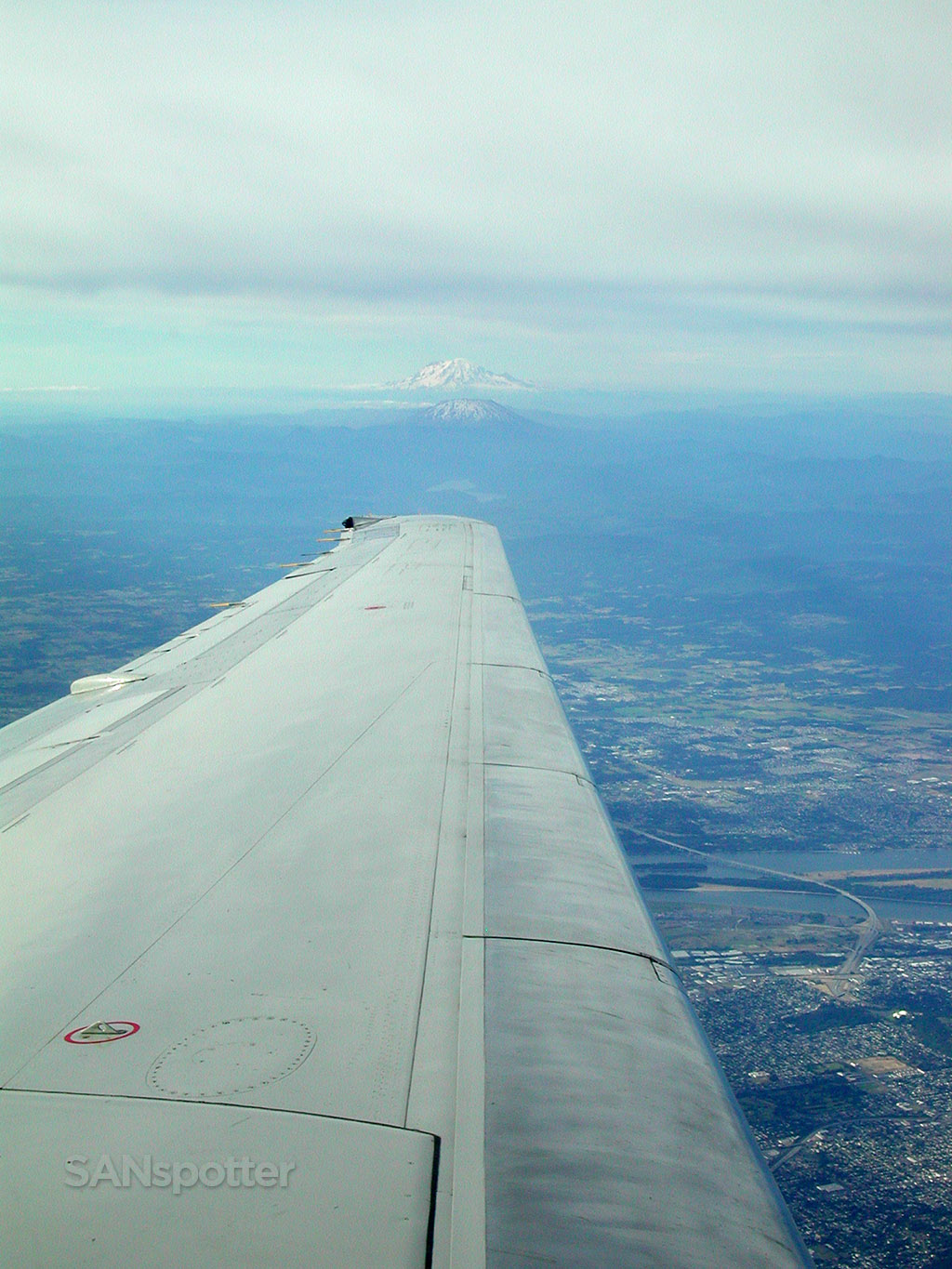 departing PDX