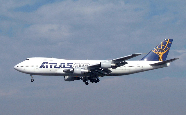 Atlas Air 747-200F