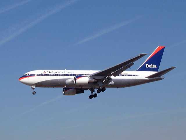 Delta Airlines 767-200