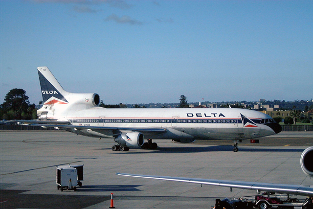 Delta Airlines L-1011-385-1