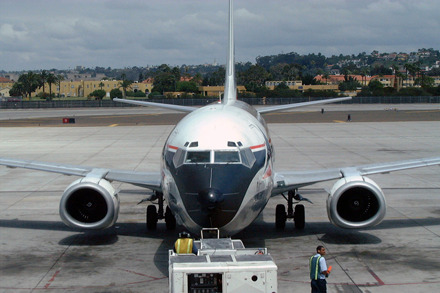 Delta Airlines 737-300
