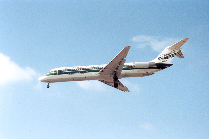 Evergreen DC-9