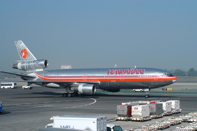 Hawaiian Airlines DC-10