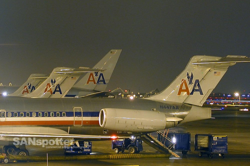 The Tails of American Airlines
