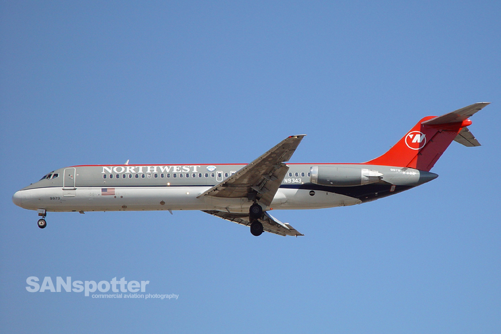Northwest Airlines DC-9-31