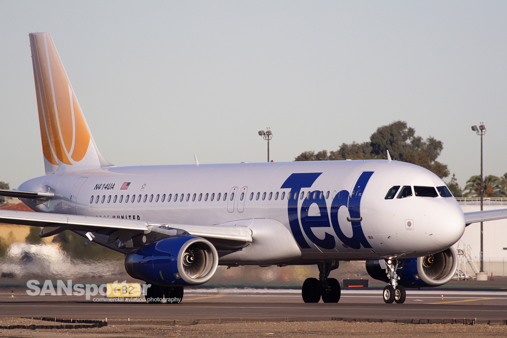 Ted A320