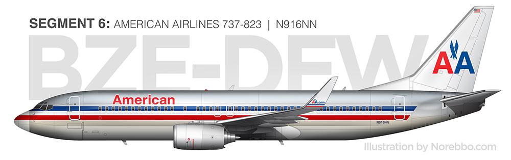 N916NN 737-800