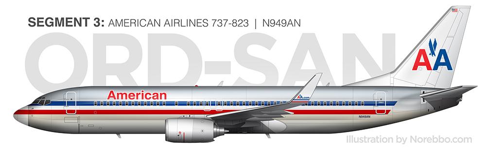 N949AN 737-800