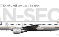 N535UA 757-200