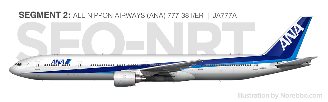 ANA 777-381/ER illustration