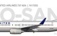 N17233 737-800
