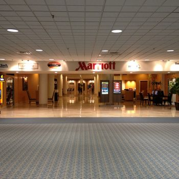 Tampa Airport Marriott hotel