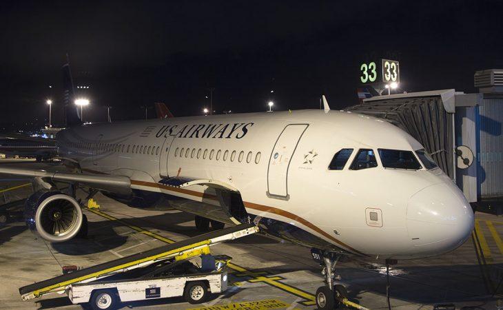 USAirways A321 N551UW