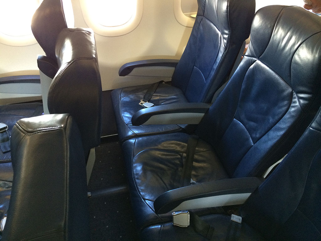 my seat to San Diego