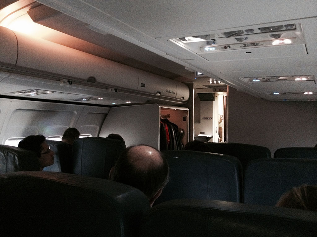 Trip report delta airlines first class atlanta to west for What is the difference between delta comfort and main cabin