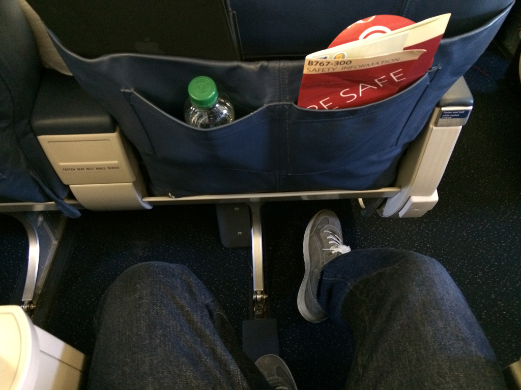 Trip Report Delta Airlines First Class Atlanta To San