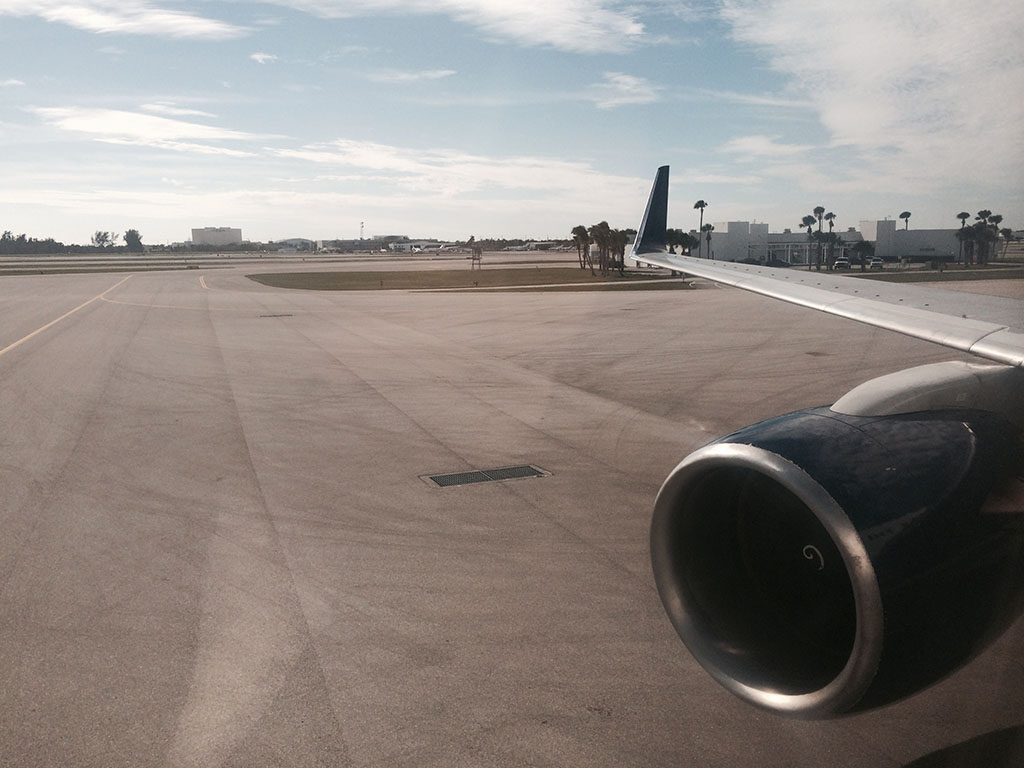 push back from gate C3