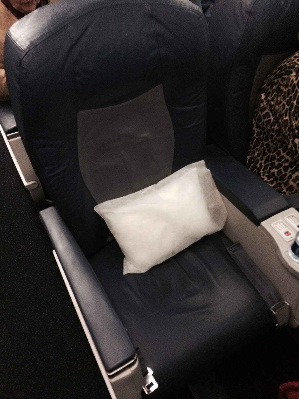 first class delta airlines seat