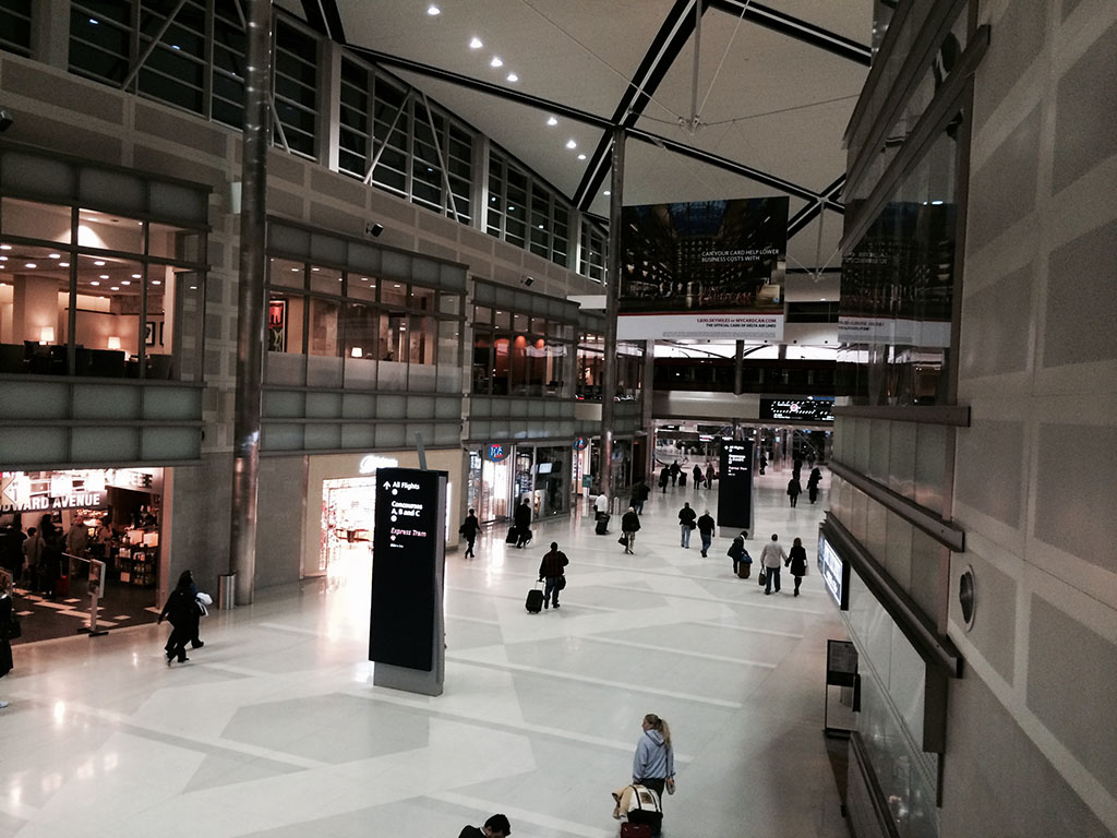 past security at DTW