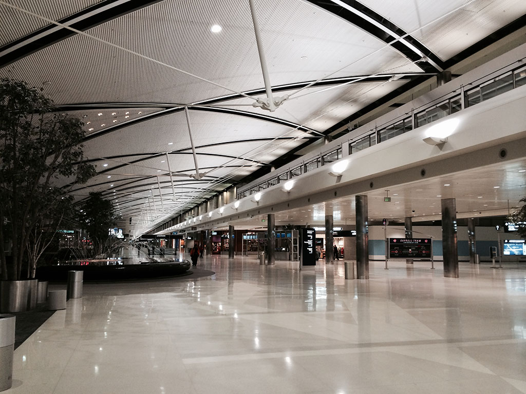 Detroit McNamara Terminal