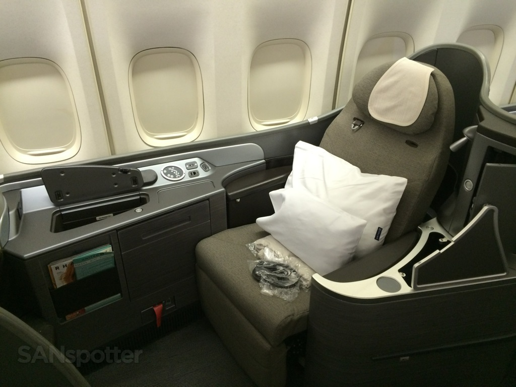 united global first seat