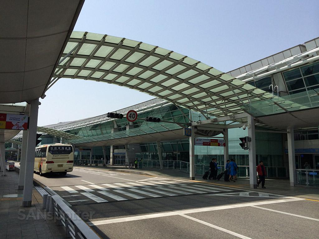 ICN departures level