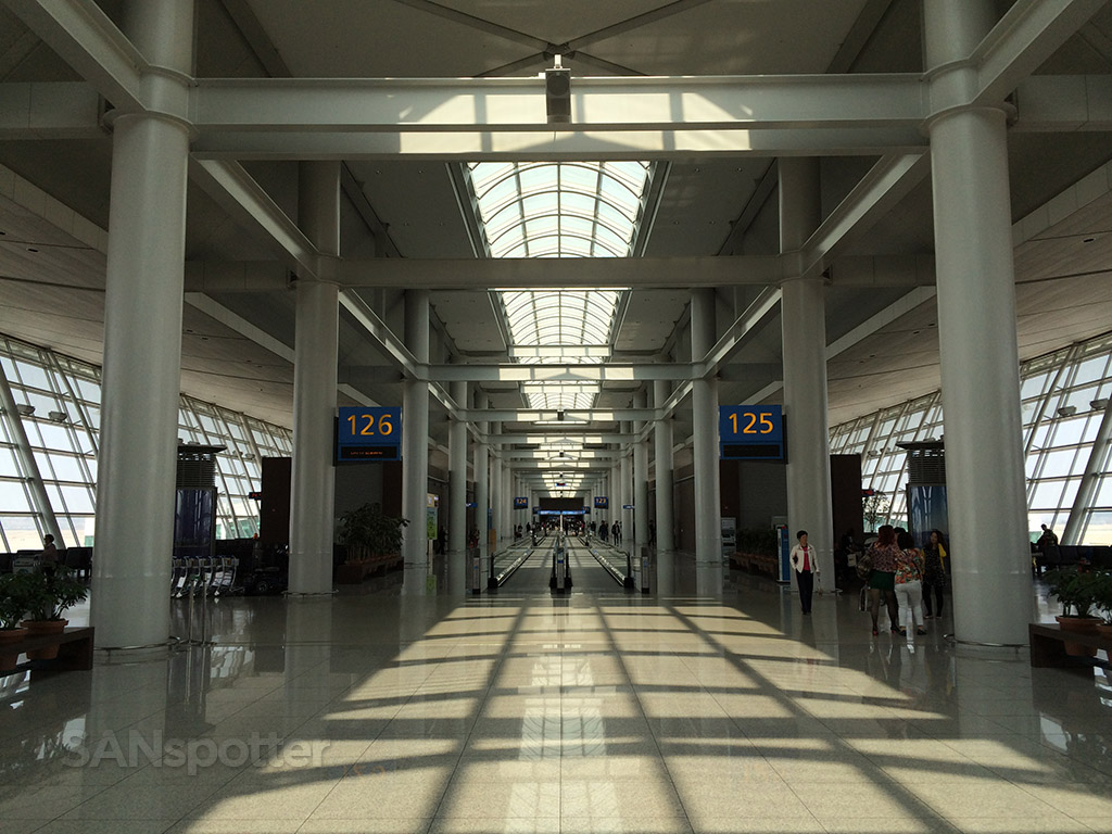 Incheon international terminal