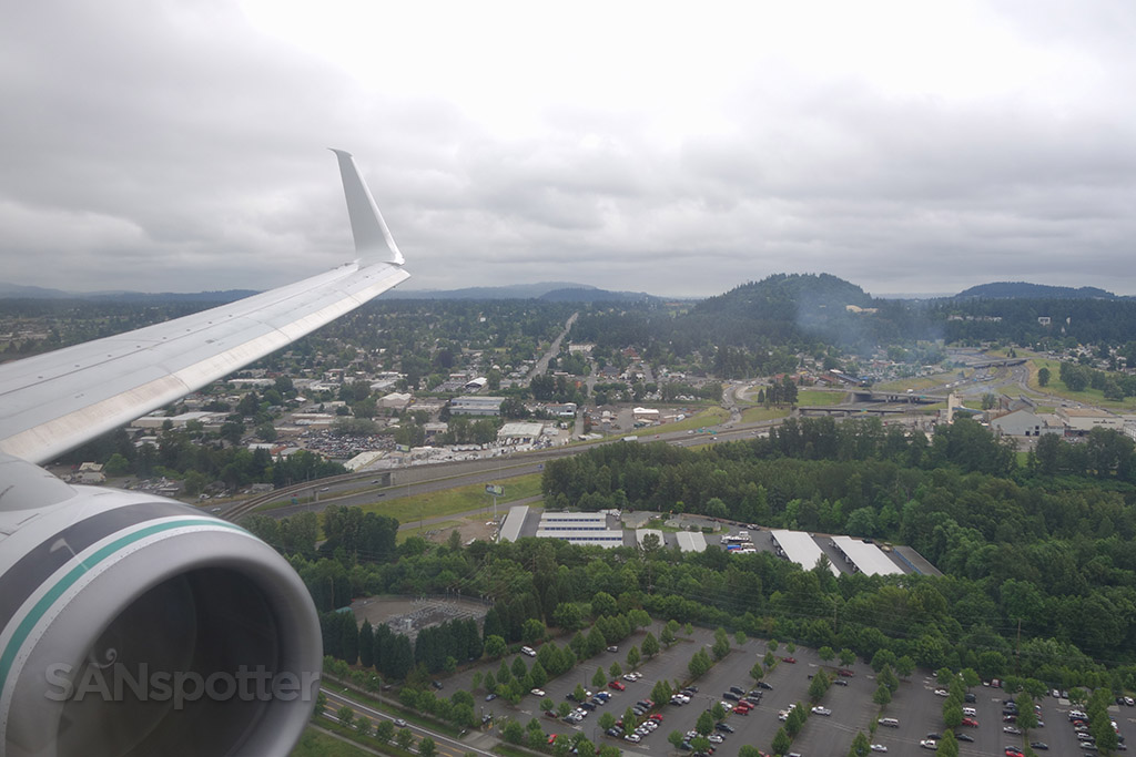 PDX arrival