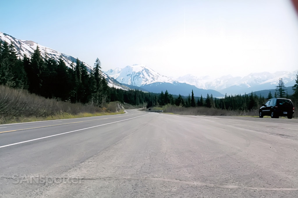 seward highway in alaska