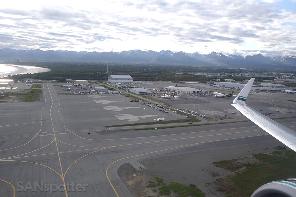 runway 32 departure at anchorage