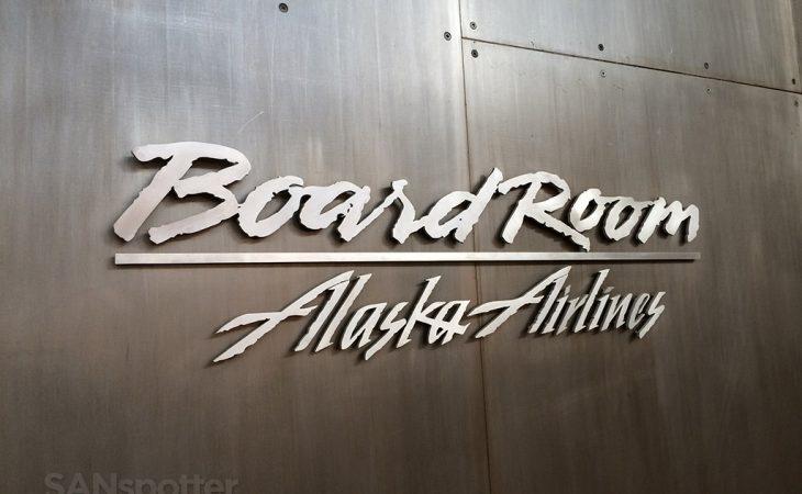 Alaska Airlines Board Room