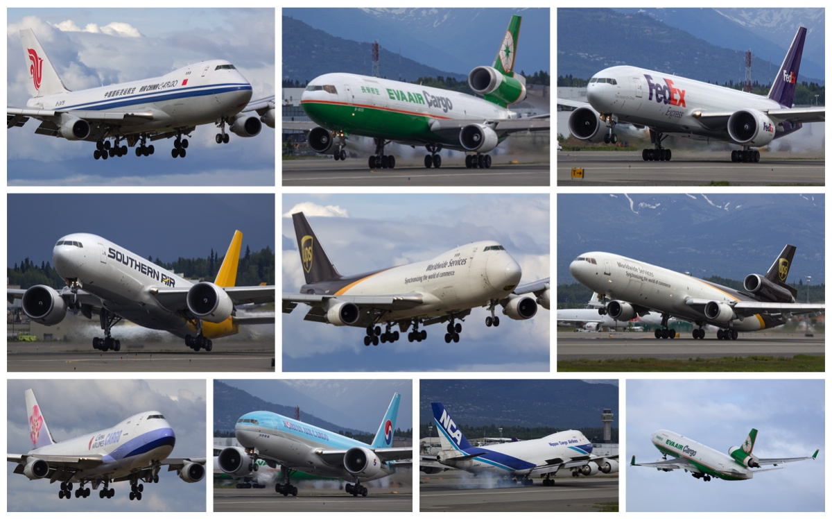aviation photography from ANC