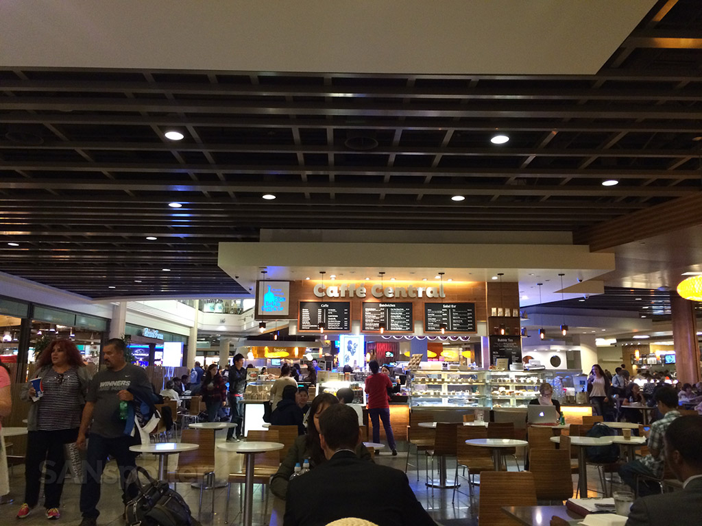 Westfield San Francisco Centre food court