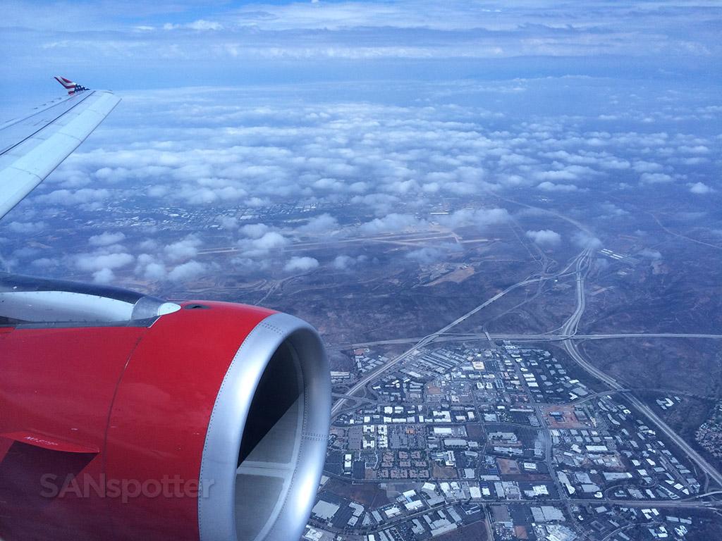Overflying MCAS Miramar
