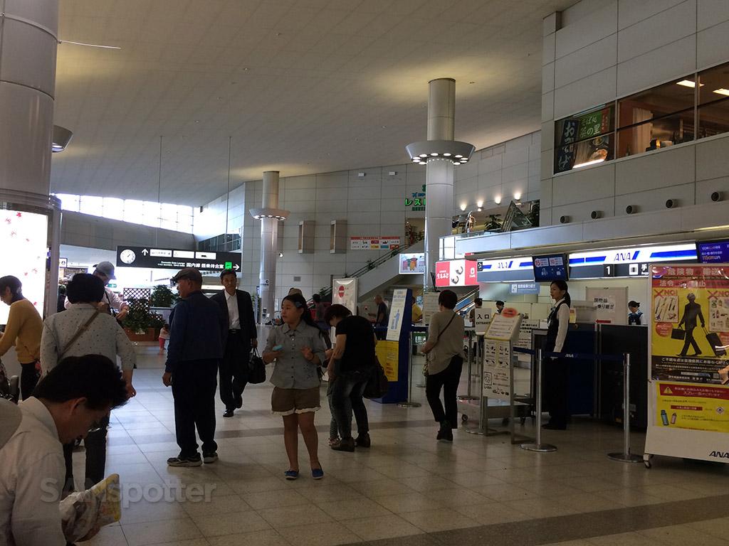 HIJ (hiroshima) main terminal