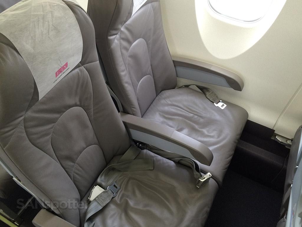 Ibex CRJ-700 seats