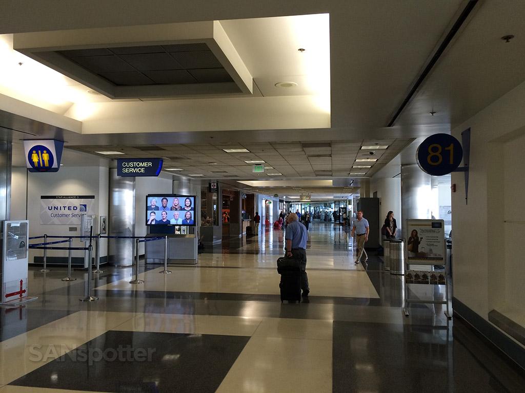 LAX terminal 8