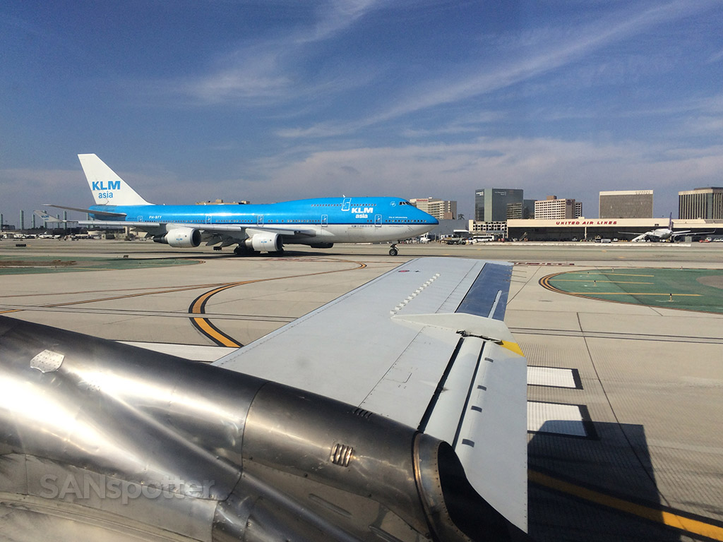 KLM Asia 747-400