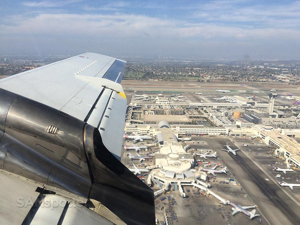 terminal 6 at LAX