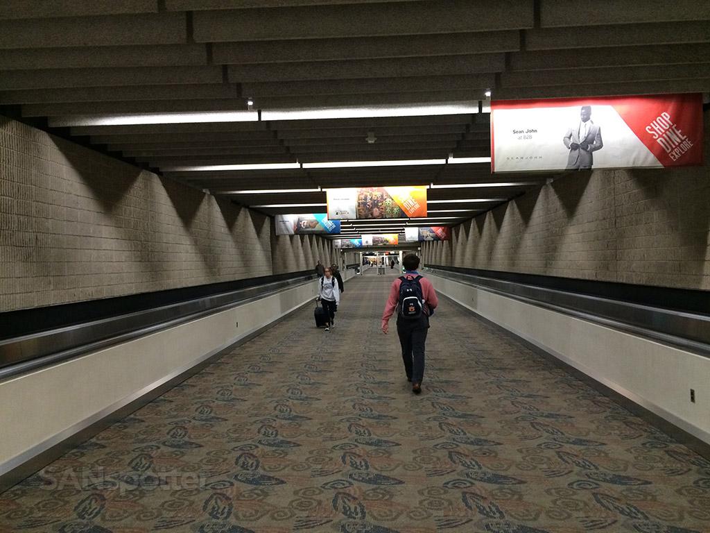 ATL underground walkway