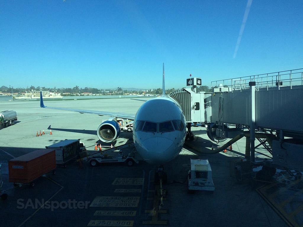 Delta 757-200 N666DN