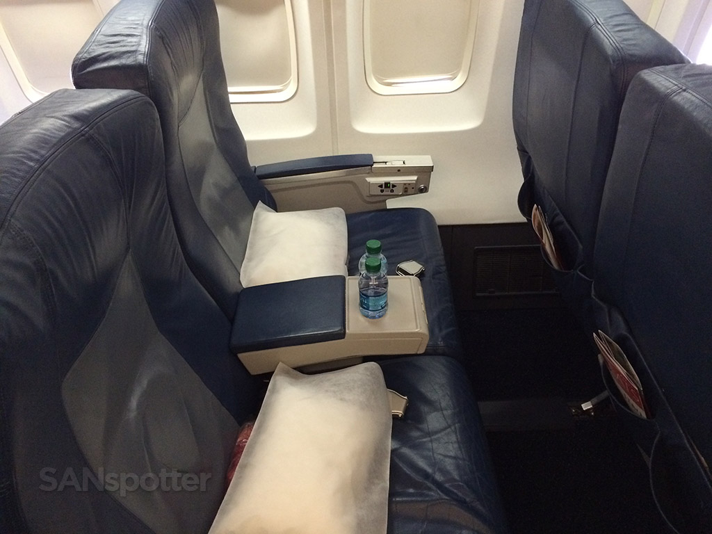 Delta airlines 757-200 first class seats
