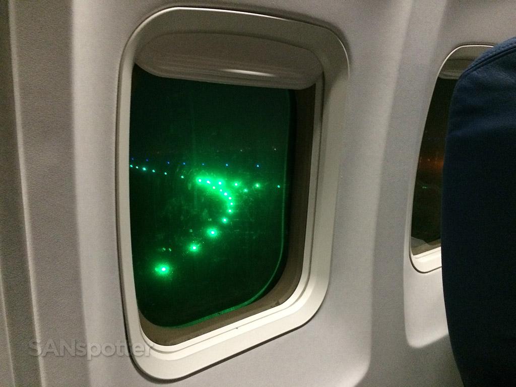 just landed at ATL